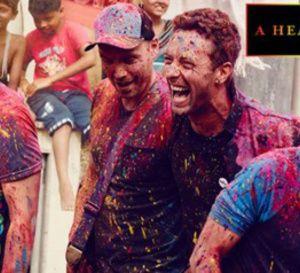 Ecoutez un extrait des titres du nouvel album de Coldplay