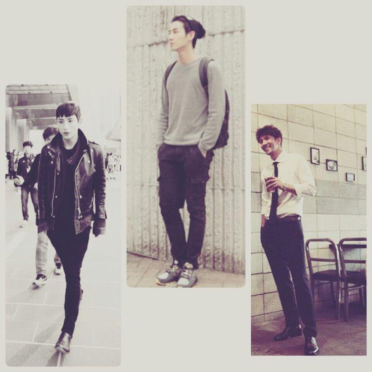 """Style... Today  MALE   1. Lee soo hyuk (model&aktor)  Buat pria yang badannya semampai ..emang paling gampang masuk outfit apa aja..lee soo hyuk contohnya.. semakin cool dengan jaket kulit-nya..semakin """"laki banget"""" !!!  2. Street style from tumblr      Buat pria pengen keliatan formal..semi formal & santai kuncinya ya di sweater.. karena bisa dipadu padankan dengan celana bahan ..celana jeans ..bahkan celana pendek..casual outfit tapi pengen keliatan rapi ..dan mau dateng ke acara formal…"""
