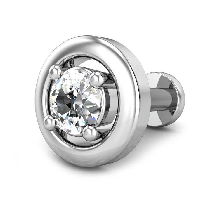 Nirmal Diamond Nose Pin