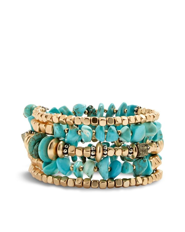 Mina Turquoise Bracelet