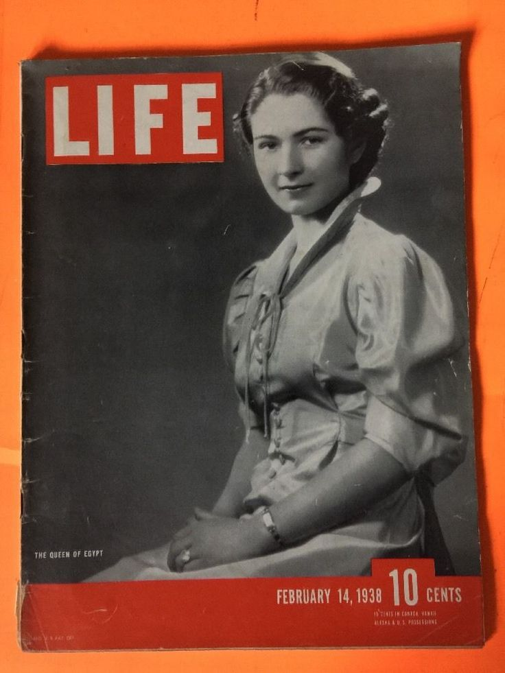 Life Magazine February 14, 1938 Queen of Eqypt on cover/Georgia O'Keefe/Lincoln  | eBay