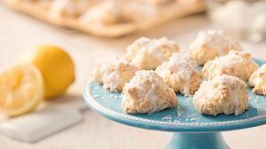 Rezept Zitronenkekse Zarte Zitronenwolken