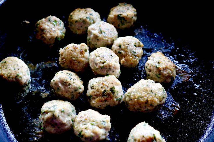Chicken meatballseverytime i make meatballs i cant help