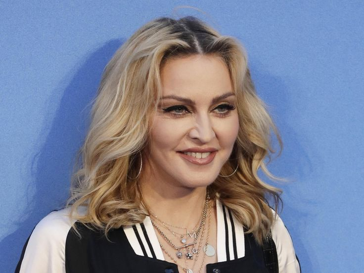 Madonna takes legal action to stop auction selling off her underwear and love letter from Tupac Shakur