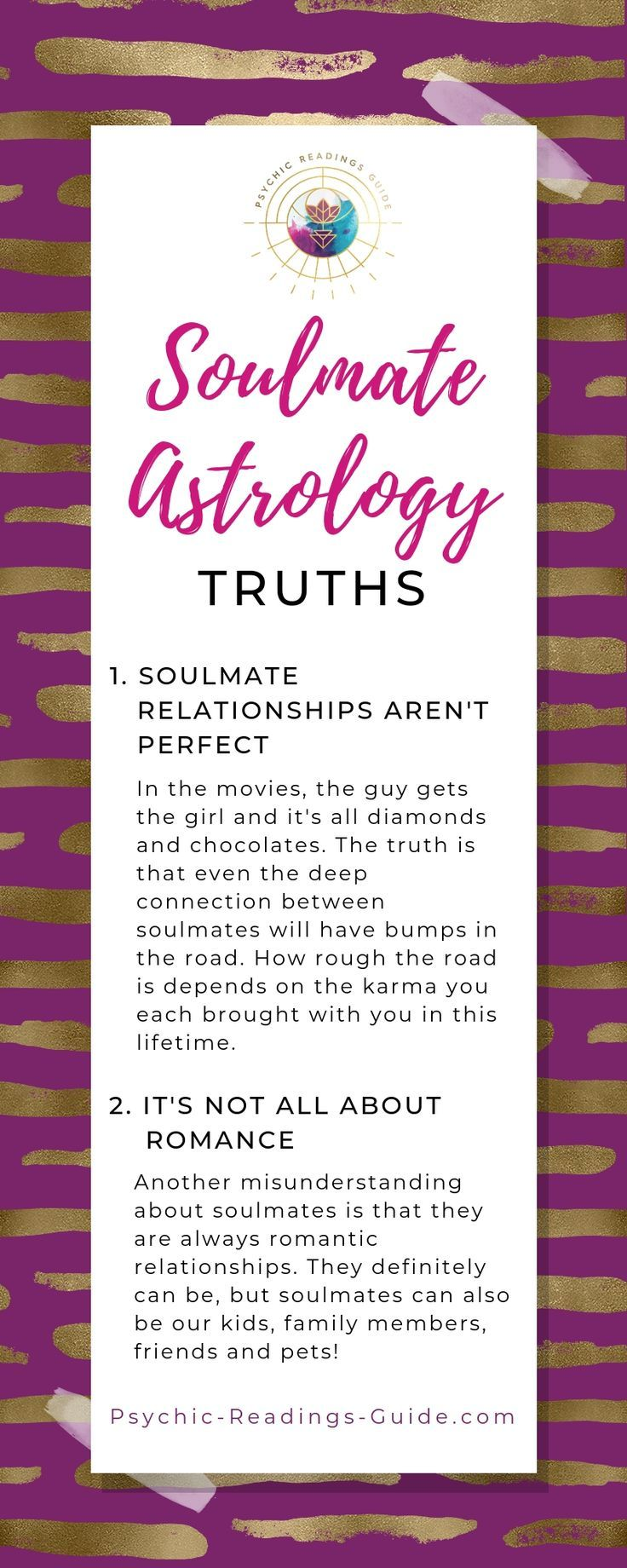 How can astrology help identify your soulmate?