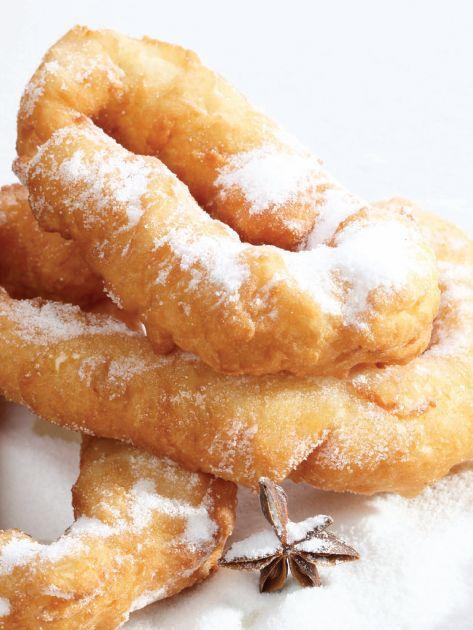 Fritters (Zeppole)