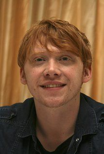 Rupert Grint  Born: August 24, 1988 in Stevenage, Hertfordshire, England, UK
