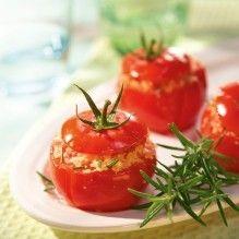 Tupperware - Gefüllte Tomaten
