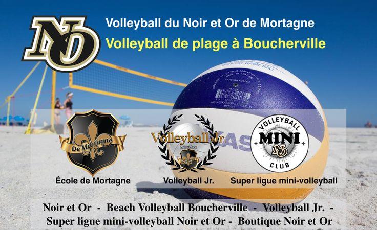 Beach Volleyball Boucherville Bienvenue sur Beach Volleyball Boucherville ! Prix de lancement , places limitées.   Pour les filles et garçons nés de 2000 à 2005.   Des athlètes plus vieux pourraient participer selon certaines conditions.