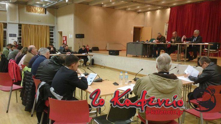 Η συνεδρίαση του Δημοτικού Συμβουλίου Νέας Φιλαδέλφειας την Τετάρτη 15/3 (Ρεπορτάζ)