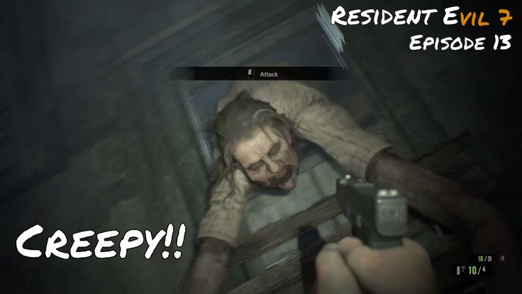 Resident Evil 7 | UGH, WHAT THE HELL IS THAT!?! | BOSS TIME! |  Episode 13