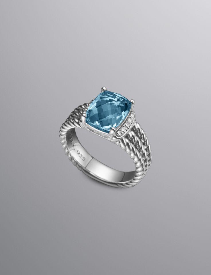 Petite Wheaton Ring