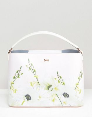 Ted Baker Petal Leather Tote Bag