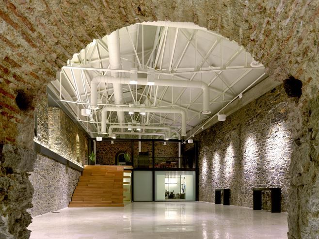 Salt Repository Medina Turgul DDB Headquarters - Picture gallery