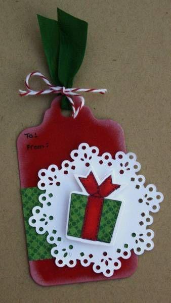 Targeta de regal de nadal