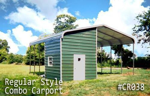 Regular Style Utility Carport Metal Carports Pinterest
