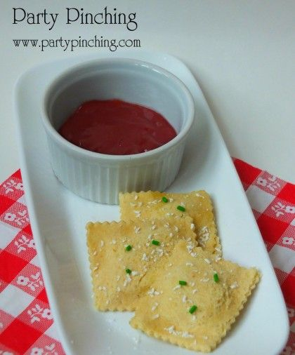 april fools day peanut butter and jelly ravioli