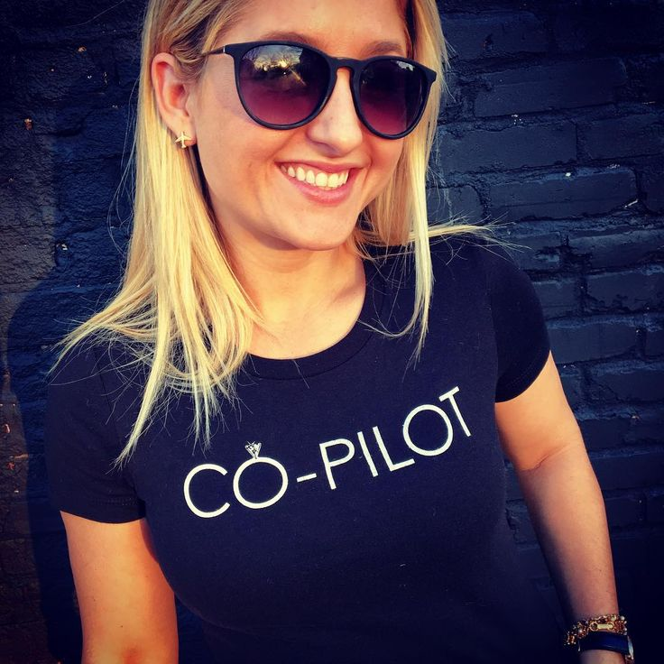 The perfect Valentine's Day gift for an amazing partner in crime!  #pilot #wife #engagement #ring #wedding #flying #airplane #copilot #aviation #airplane #screenprint #design #pilot #flight #vuelo #fashion #aviationart #hypebeast #army #airforce #navy #usmc #usaf #marines #valentine #valentinesday #etsygifts #valentinesgift #engagementgift #bridalshower