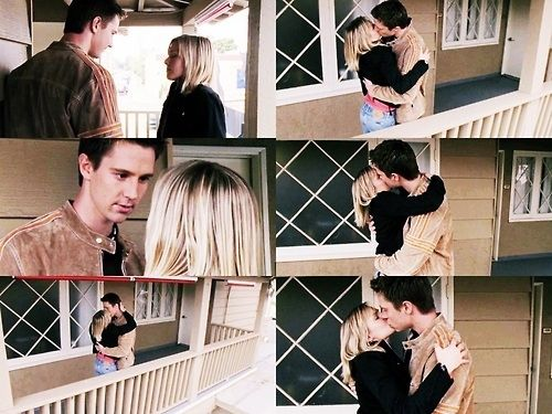 """Showing Us How A First Kiss Should Be Done! 