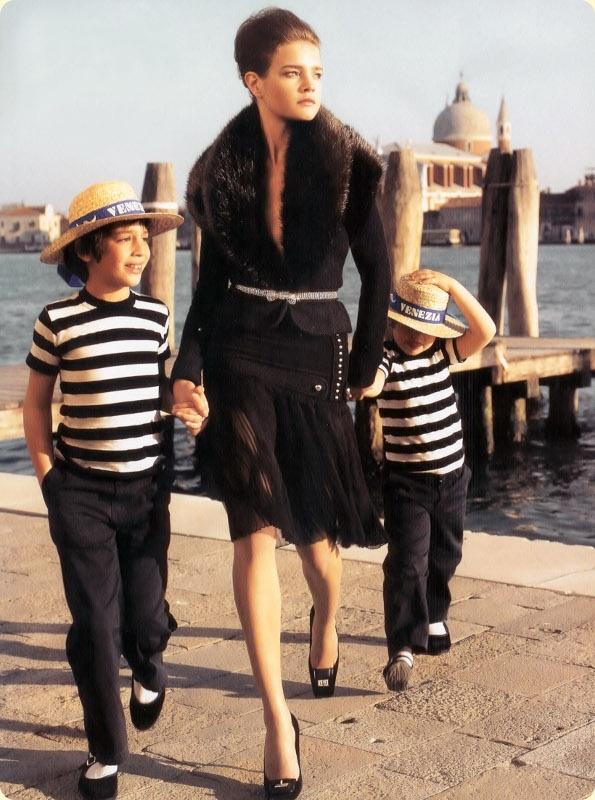 .: Mario Testino, Dustjacket Attic, Style, Boys Outfits, Natalia Vodianova, Venice, Nataliavodianova, Little Boys, Kid