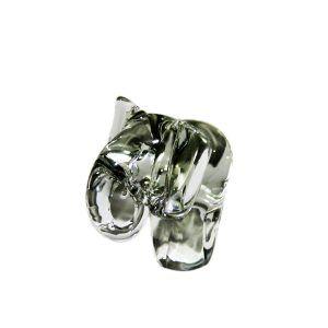 Glass Elephant - Small