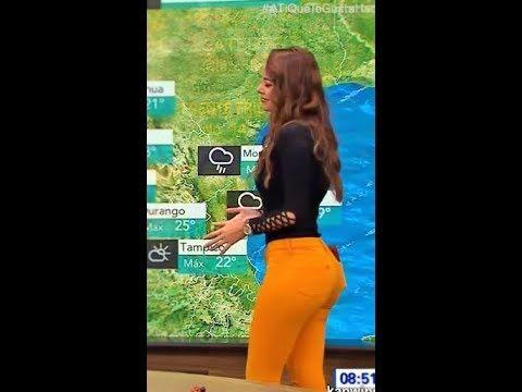 Ana Luisa Ganuza Matutino Express In 2019