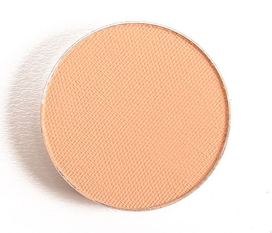"""Makeup Geek 'Peach Smoothie' Temptalia review. """"Peach Smoothie"""" is commonly used as a transition shade."""