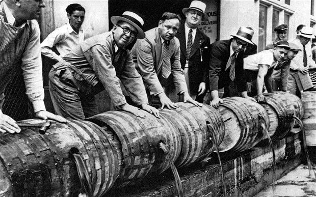 After 80 years, Diageo calls time on prohibition laws - Telegraph