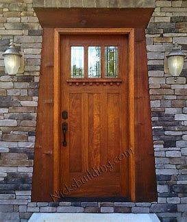 Image Result For Craftsman Front Doors Homes
