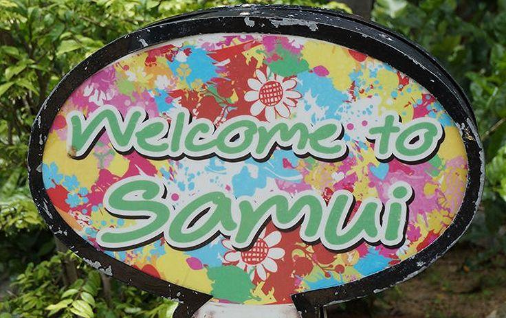 Welcome to Koh Samui!