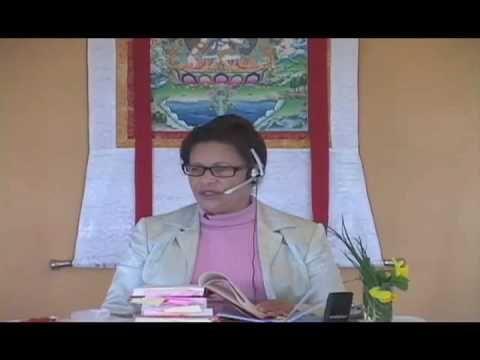 Women of Wisdom in Tibetan Buddhism:Ven.Dhyani on Yeshe Tsoygal