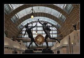 Musé d'Orsay - L'Impressionisme et la Mode - October 2012