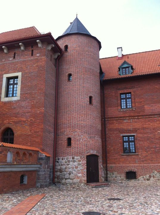 Caslte in Tykocin is worth seeing. A great attraction for families.