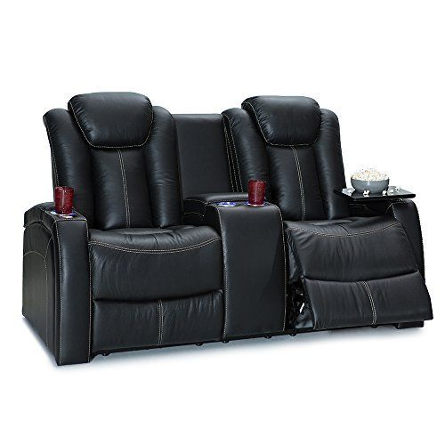 The Seatcraft Republic home theater seat boasts a striking look that will accommodate guests for years to come. This seat is constructed from Grade 7000 leather, for a luxurious sheen that is picked from the top third of all hides. The seat backs of the Republic are firmly bolstered, with... more details available at https://furniture.bestselleroutlets.com/game-recreation-room-furniture/tv-media-furniture/home-theater-seating/product-review-for-seatcraft-republic-leather-home