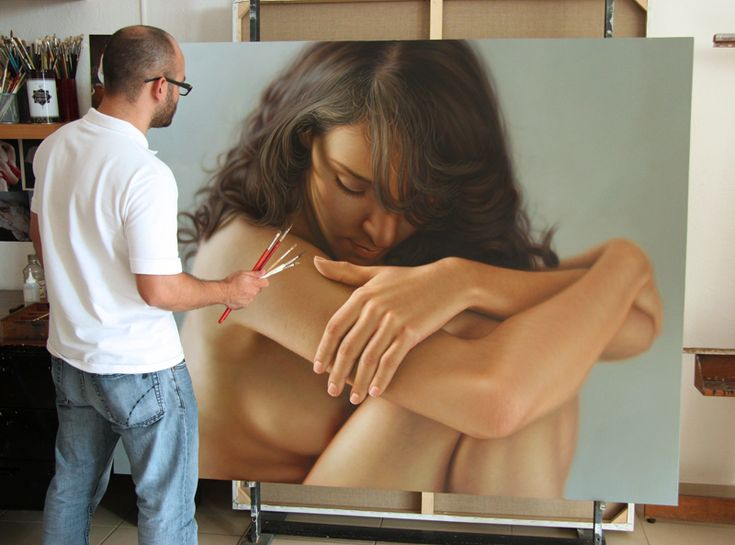 Incredible paintings by Omar Ortiz – TimeForDeco.com