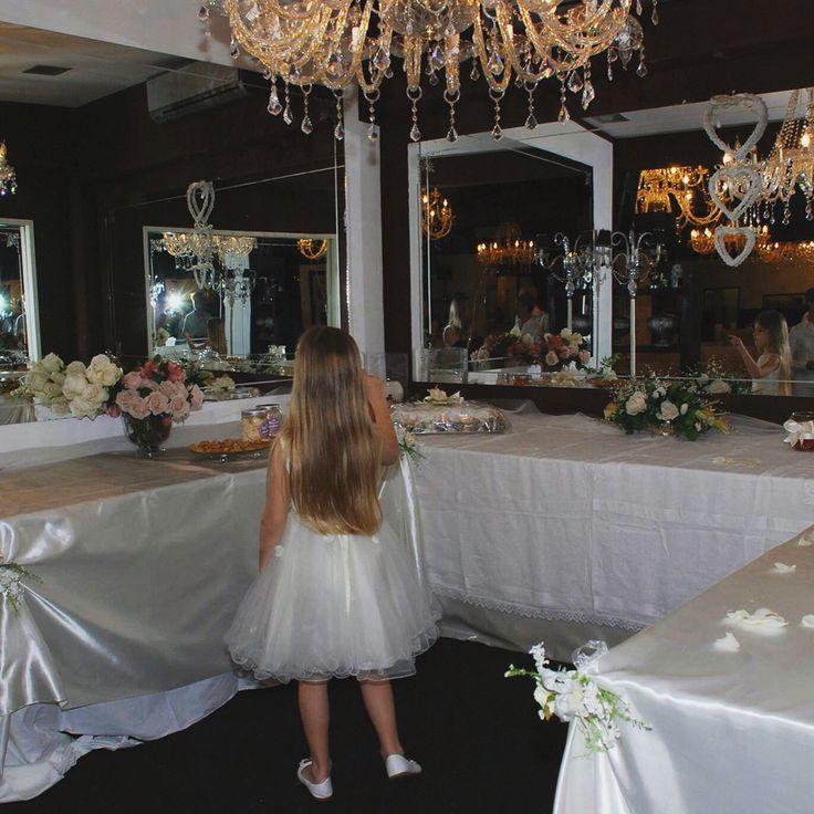 Il ricordo di una giornata bellissima... l'onore di averla impreziosita aiutando ad organizzarla... R&E #angeliecandele #wedding