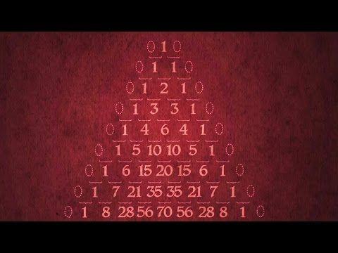 The Secrets Of Pascal's Triangle Make Math Seem Cool - Digg