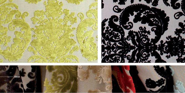 ITACA è un tessuto morbido, antistatico, delicato come la seta e particolarmente versatile. Disponibile un'ampia gamma cromatica.  #Collezione #Movida #tessuto #Itaca #tessuti #interiordesign #tendaggi #textile #textiles #fabric #homedecor #homedesign #hometextile #decoration Visita il nostro sito www.ctasrl.com e scarica le nostre brochure su: http://bit.ly/1nhrLQM