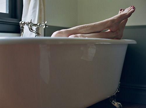 ~I still love baths at the palace~