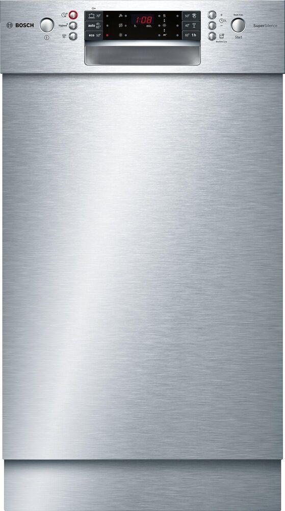 EBay #Sponsored Bosch SPU66PS00E A Unterbau Geschirrspüler 45 Cm Breit 9  Maßgedecke AquaStop; EEK A