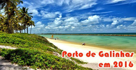 Pacotes CVC 2016 para Recife com hotel em Porto de Galinhas #viagem #portodegalinhas #recife
