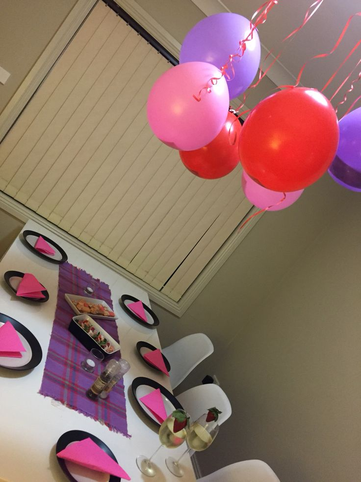 8yr old girls bday party