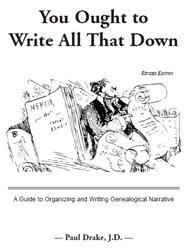 Family history narrative essay