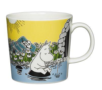 Moominmug Summer 2015 Moment on the shore