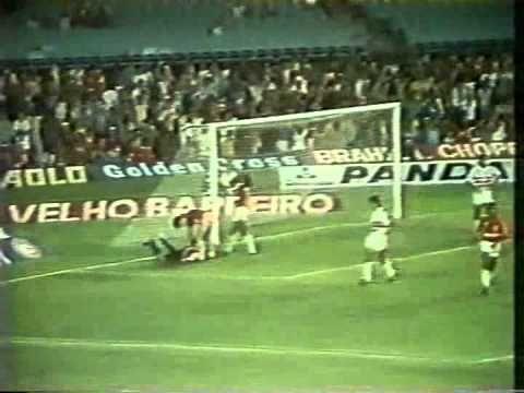 América-RJ 1 x 1 São Paulo - Campeonato Brasileiro 1986