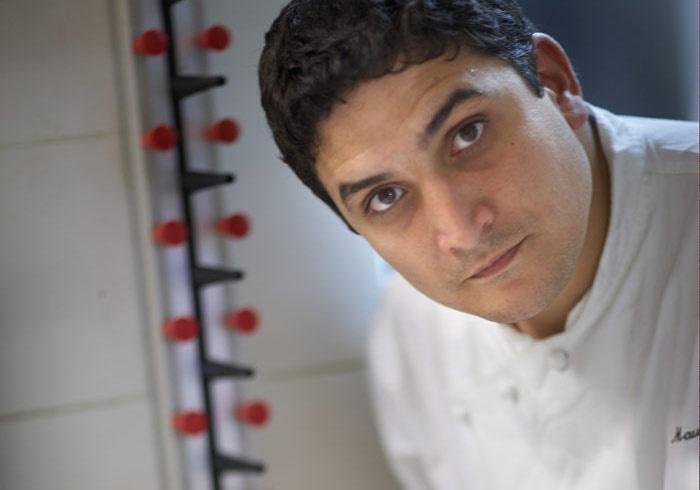 Mauro Colagreco is Chef Patron of restaurant Mirazur - www.visitnoosa.com.au/events/noosa-international-food-amp-wine-festival