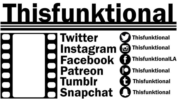 #New and #Simple. New #Banner for #Facebook and most #SocialMedia what do you think? Also started a #Patreon go check out the #Rewards for becoming a Thisfunktional #Patron at http://ift.tt/2v12RRq or checkout Thisfunktional.com (#Link in #Bio). #Patrons #Design #Twitter #Instagram #Facebook #Tumblr #Snapchat http://ift.tt/1MRTm4L