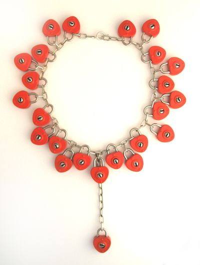 Unchain my heart: padlocks