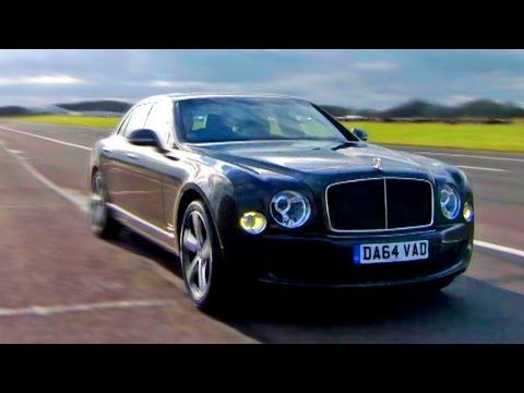 Bentley Mulsanne Speed. Fastest Limo In The World? - Fifth Gear - YouTube