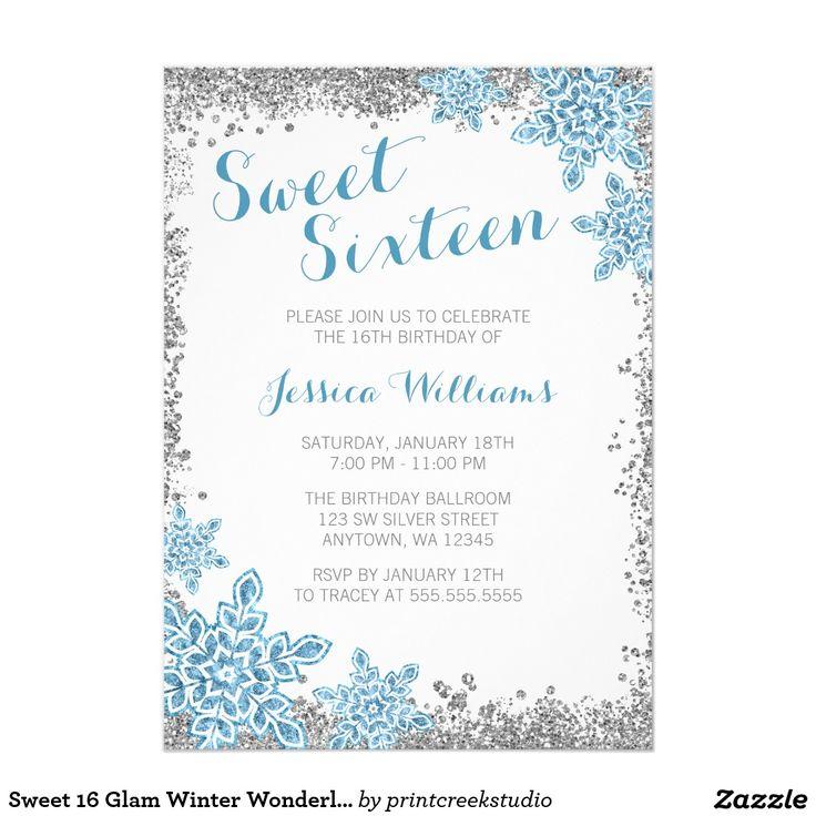 free sweet 16 birthday invitations bagvania free printable